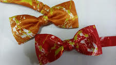 DESIGNER SUBLIMATED BOW TIES